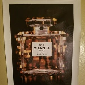Famous brand canvas wall art 16x25